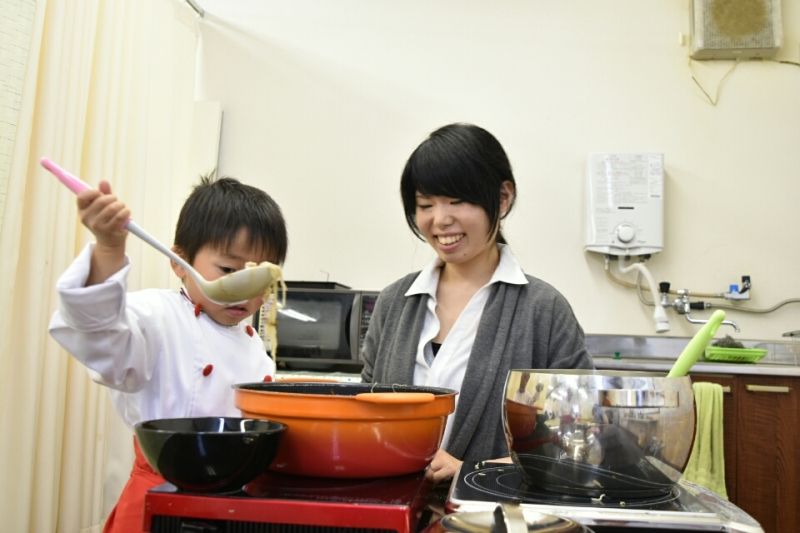 Maru's Kitchen  関口莉菜講師