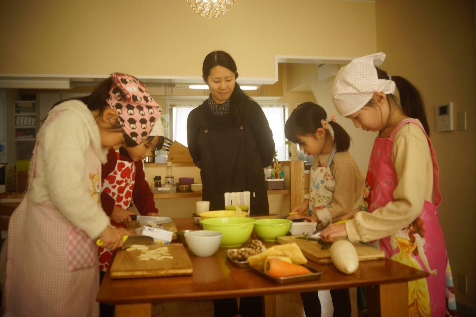 新教室!三田でも!とことここどもお料理教室スタート!