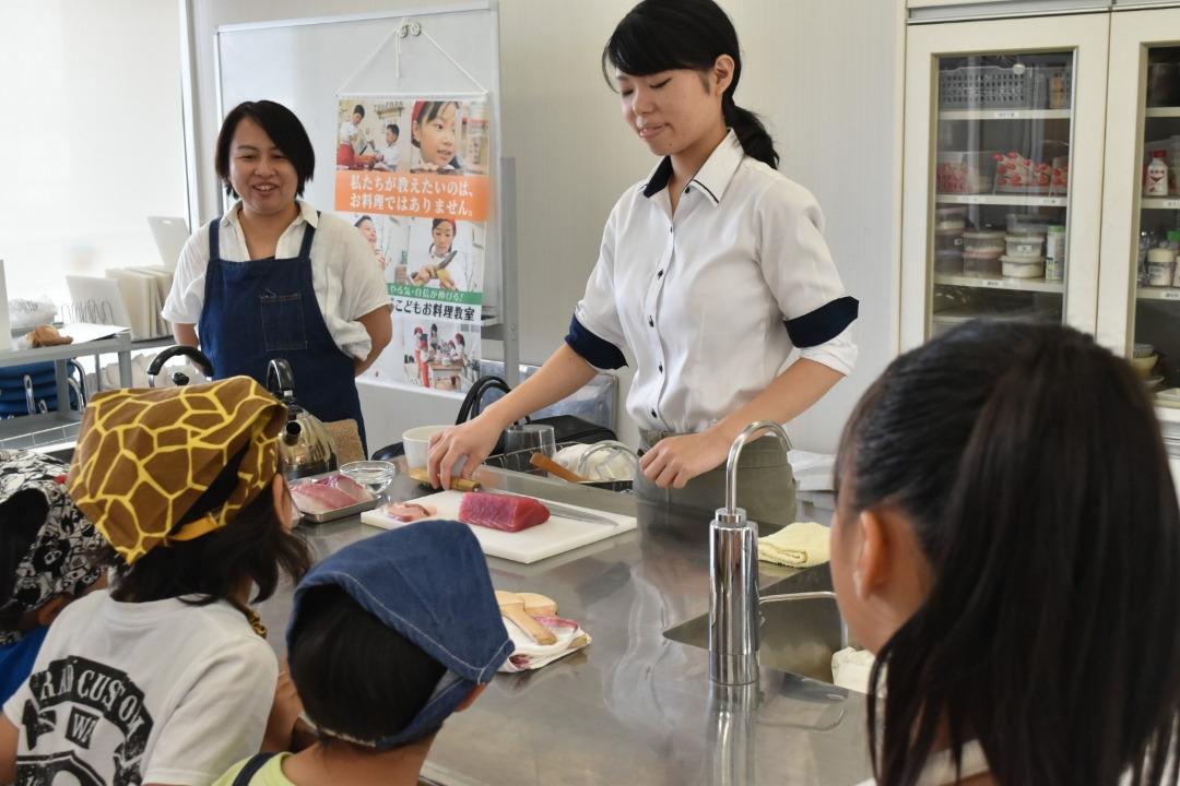 イベントに、福利厚生に、とことこ出張こどもお料理教室!