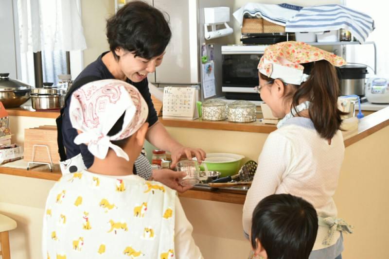 実はとっても簡単!子どもとお料理の仕方お伝えします。